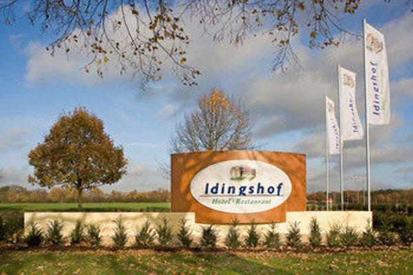 IDINGSHOF Hotel & Restaurant - фото 23