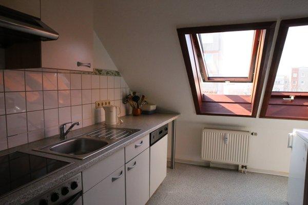 City-Pension Dessau-Rosslau - фото 13