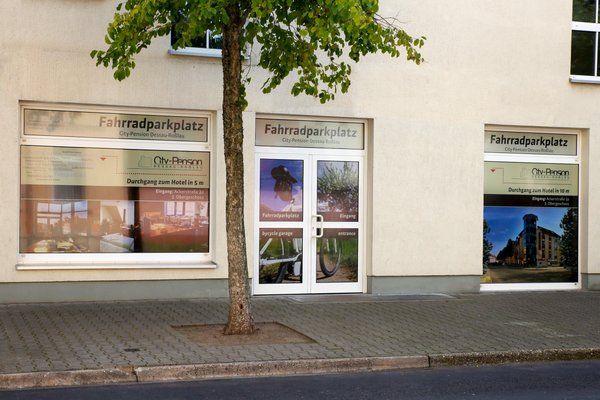 City-Pension Dessau-Rosslau - фото 21
