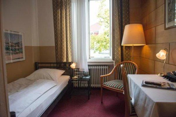 Hotel Rheinland - фото 32