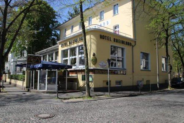 Hotel Rheinland - фото 19