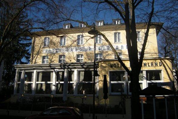 Hotel Rheinland - фото 22