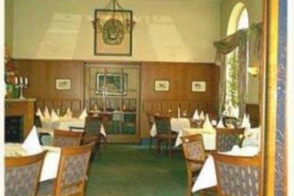 Hotel Zum Lowen - фото 16