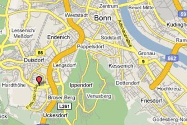 Mercure Bonn Hardtberg - фото 7