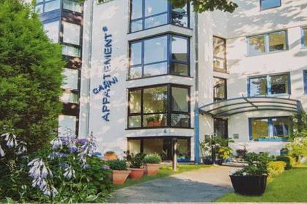 Appart-Hotel Bad Godesberg - фото 22
