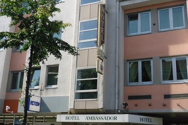 Hotel Ambassador - фото 22