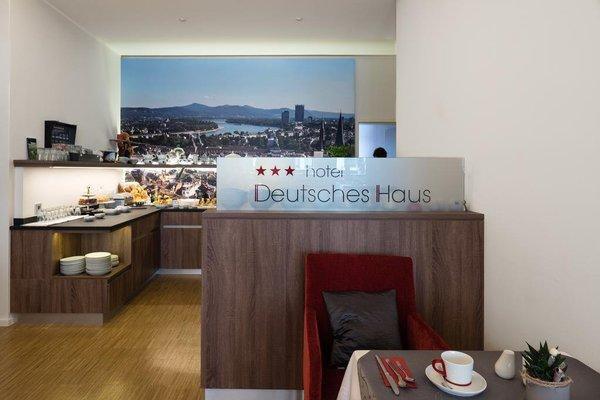 Hotel Garni Deutsches Haus - 15
