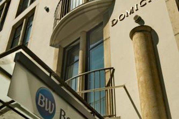 Best Western Hotel Domicil - 22