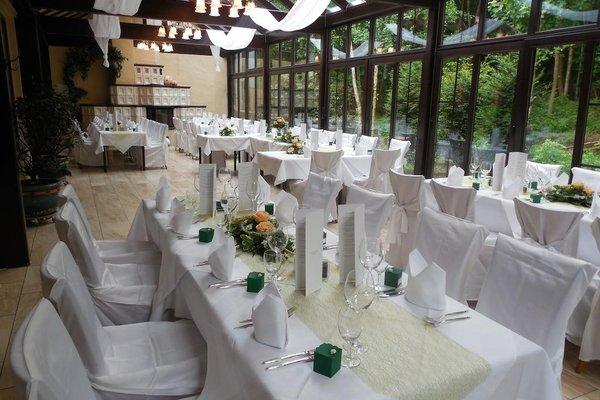 Wald-Cafe Hotel-Restaurant - фото 14