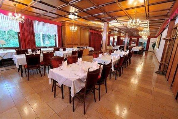 Wald-Cafe Hotel-Restaurant - фото 16