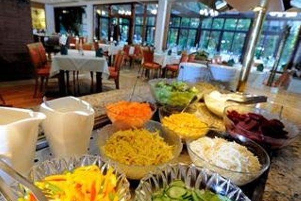Wald-Cafe Hotel-Restaurant - фото 17
