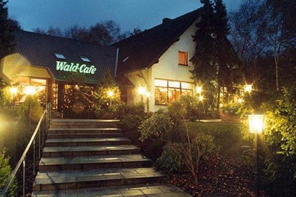 Wald-Cafe Hotel-Restaurant - фото 23