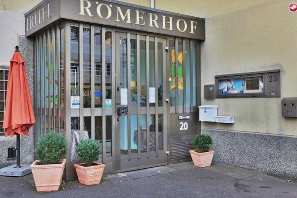 Hotel Am Romerhof - фото 20