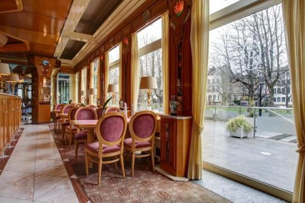 Gunnewig Hotel Bristol Bonn - фото 14