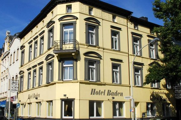 Hotel Baden - фото 22