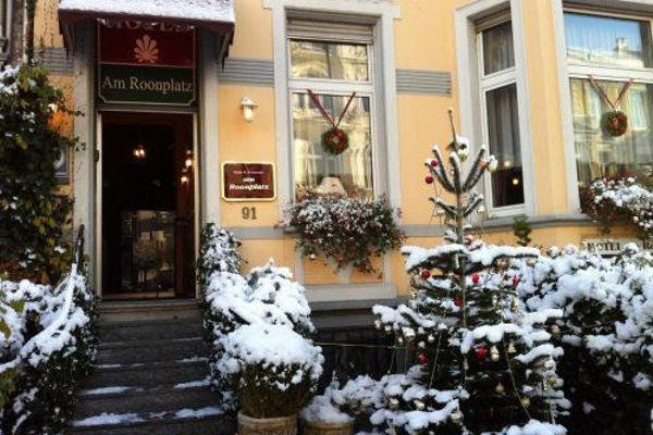 Hotel Am Roonplatz - фото 21