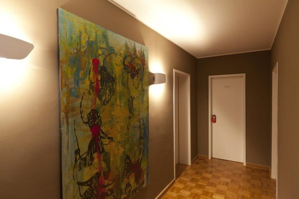 art Hotel Tucholsky - фото 13