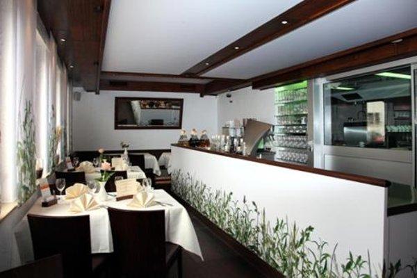 Hotel & Restaurant Zum Reussenstein - фото 12