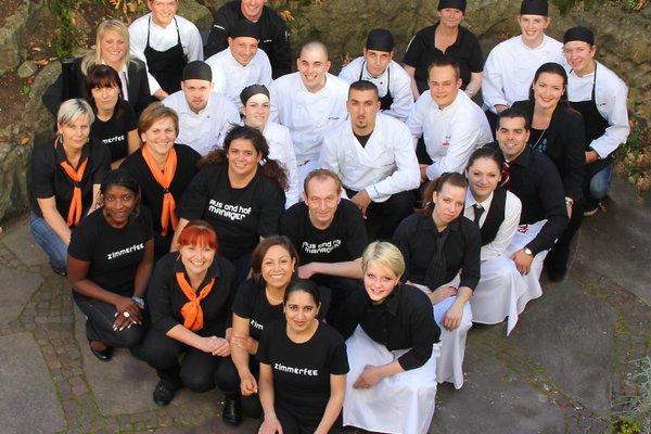 Hotel & Restaurant Zum Reussenstein - фото 21