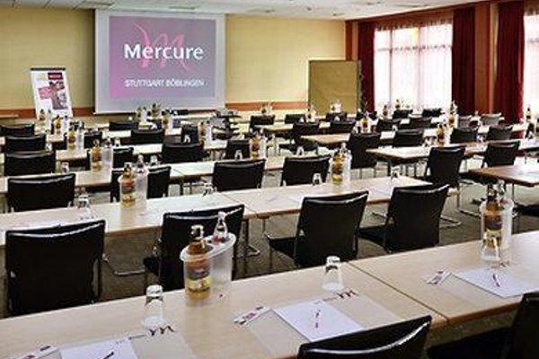 Mercure Hotel Stuttgart Boblingen - 15
