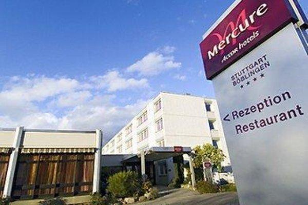 Mercure Hotel Stuttgart Boblingen - 23