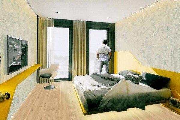 V8 Hotel Motorworld Region Stuttgart - фото 36