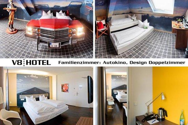 V8 Hotel Motorworld Region Stuttgart - фото 3