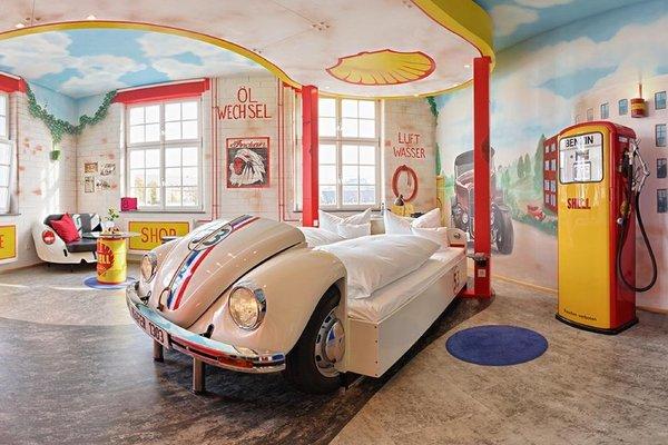 V8 Hotel Motorworld Region Stuttgart - фото 7