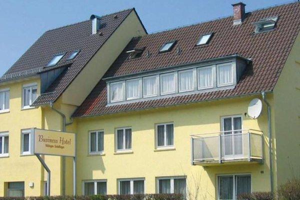 Business Hotel Boblingen-Sindelfingen - фото 22