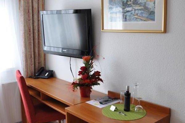Business Hotel Boblingen-Sindelfingen - фото 6