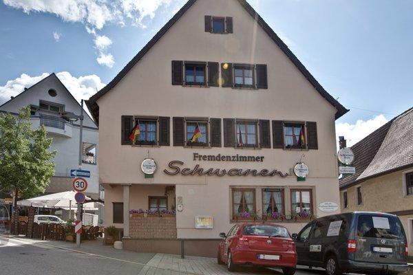 Hotel-Gasthaus Schwanen - фото 22