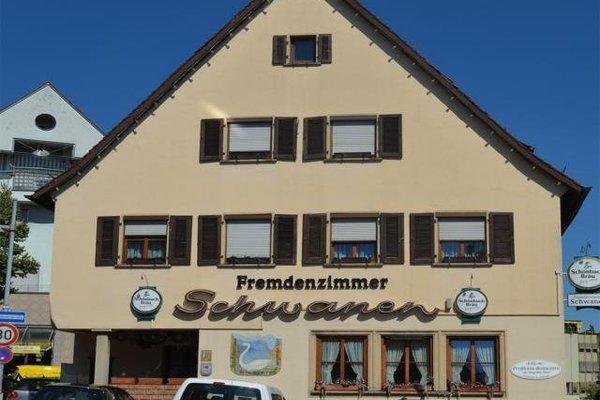 Hotel-Gasthaus Schwanen - фото 23