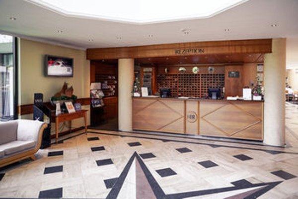 Van der Valk Hotel Berlin Brandenburg - фото 6
