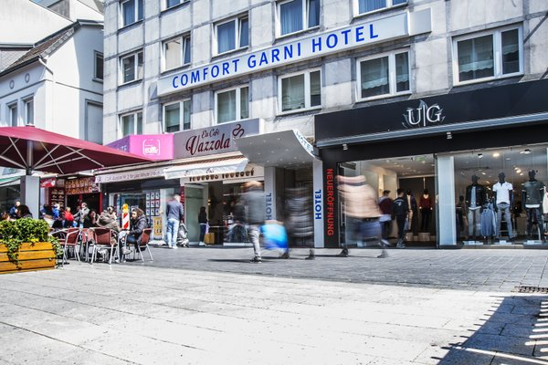 Comfort Garni Hotel - фото 20