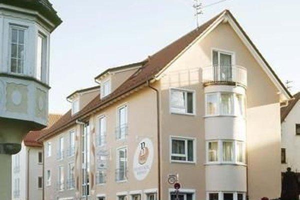 Businesshotel HEILBRONN- Biberach - фото 22
