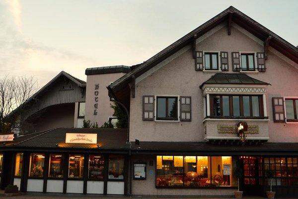 Hotel Haus Krone - фото 22