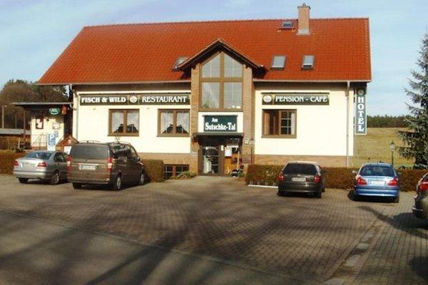Hotel Am Sutschke- Tal - фото 18