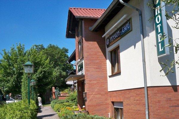 Hotel Am Sutschke- Tal - фото 21