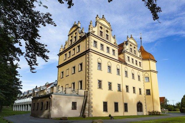 Althornitz SchlossыHotel - фото 21
