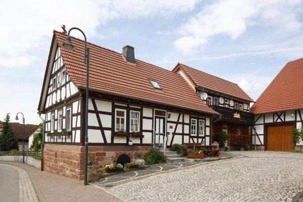 Landhotel Zur Grunen Kutte - 15