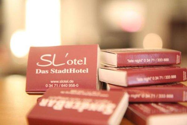 SL'otel - Das Stadthotel - фото 13