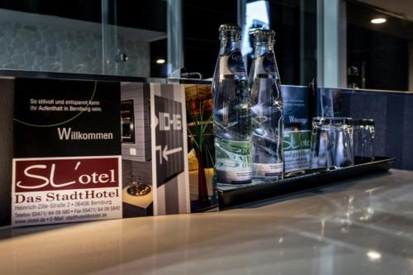 SL'otel - Das Stadthotel - фото 20