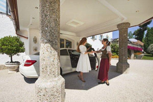 Hotel Bonnschloessl - фото 3