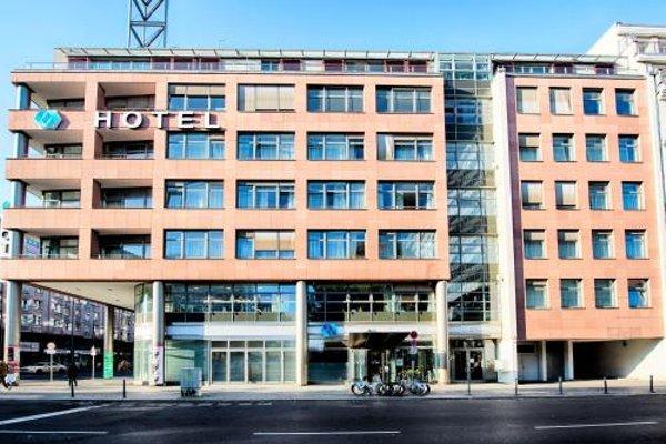 Novum Select Hotel Berlin Gendarmenmarkt - фото 22