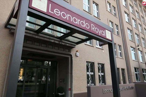 Leonardo Royal Hotel Berlin Alexanderplatz - фото 19