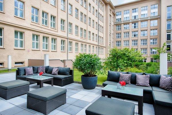 Leonardo Royal Hotel Berlin Alexanderplatz - фото 20