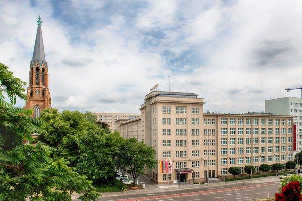 Leonardo Royal Hotel Berlin Alexanderplatz - фото 22