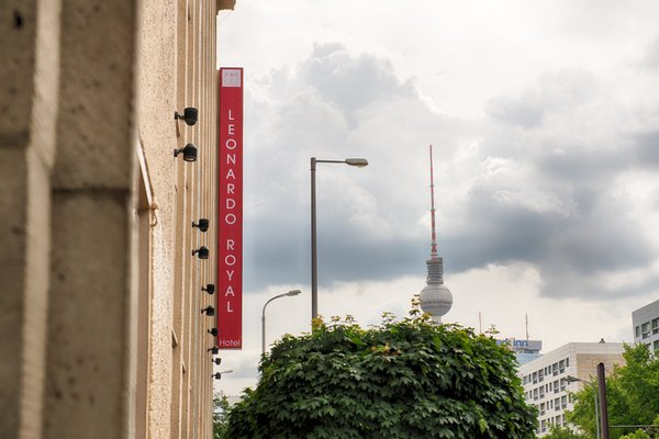 Leonardo Royal Hotel Berlin Alexanderplatz - фото 23