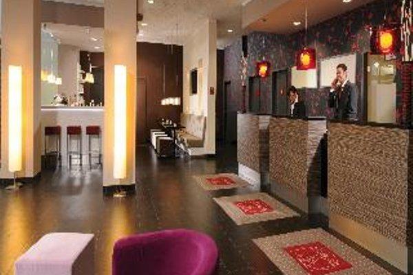Leonardo Hotel Berlin - 16