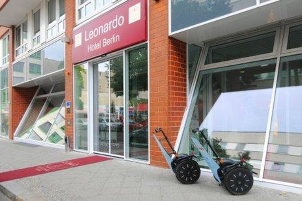 Leonardo Hotel Berlin - 20